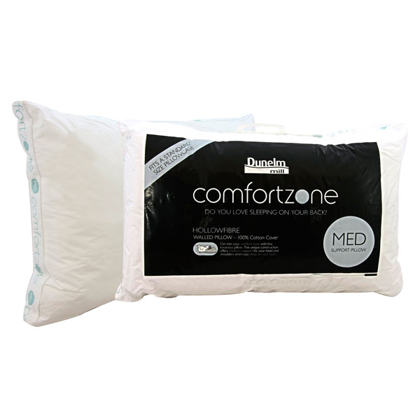 1 kus polštář pro spaní na zádech Comfort Zone medium