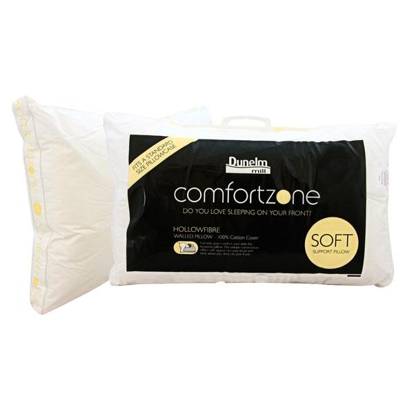 1 kus polštář pro spaní na břichu Comfort Zone soft