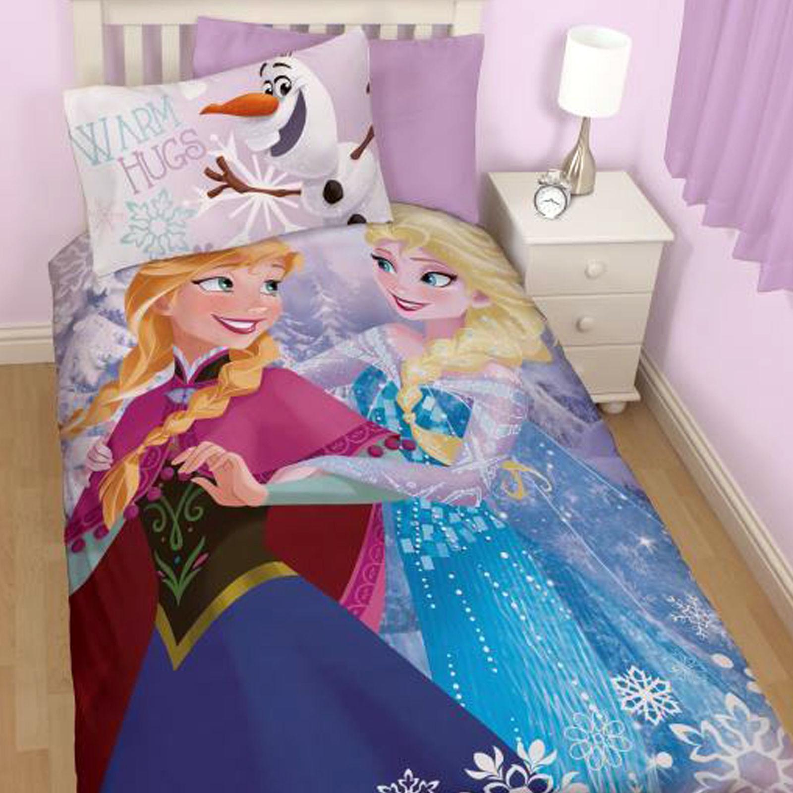 Povlečení Elsa a Anna