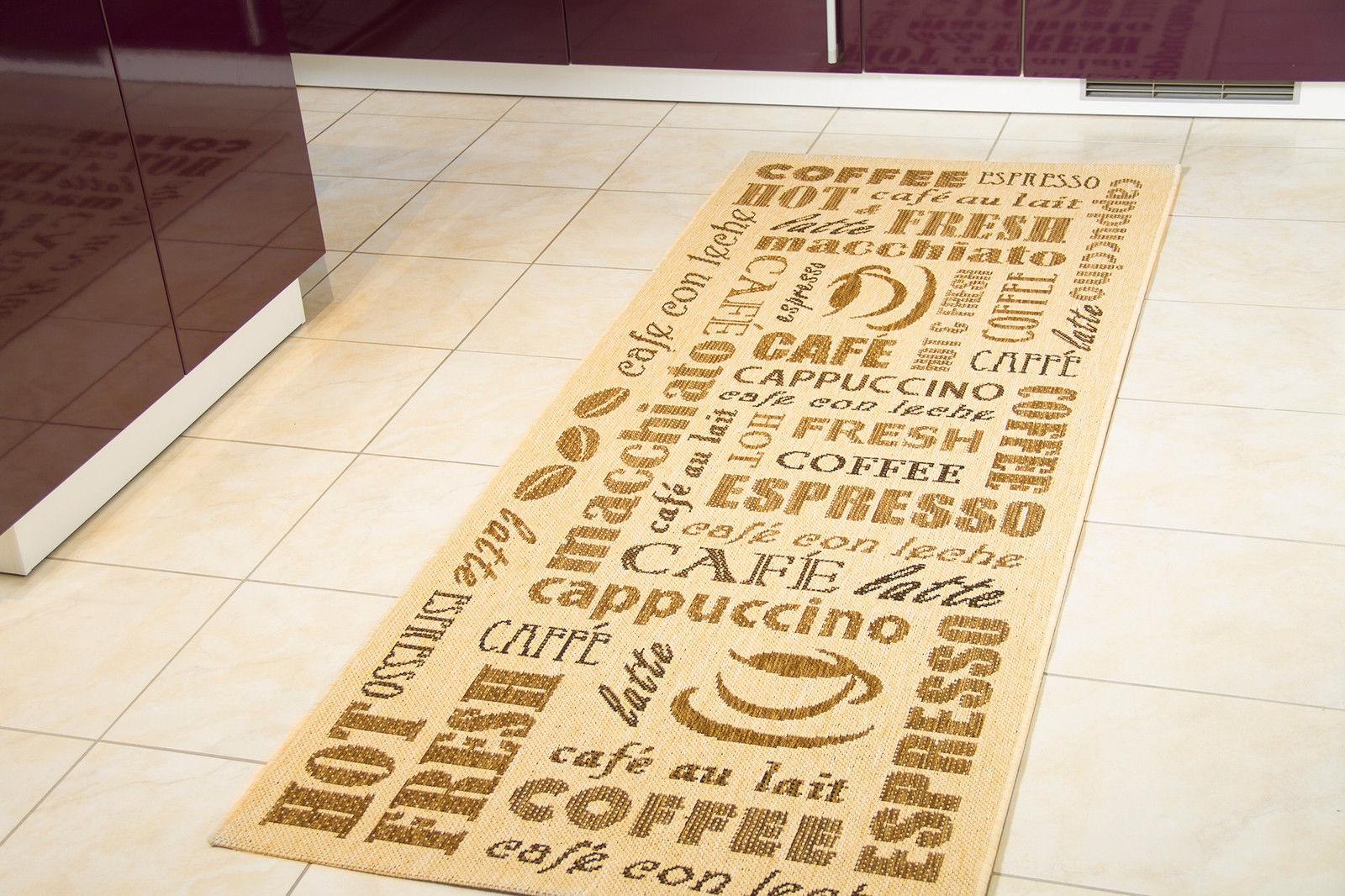 Koberec běhoun Kafe