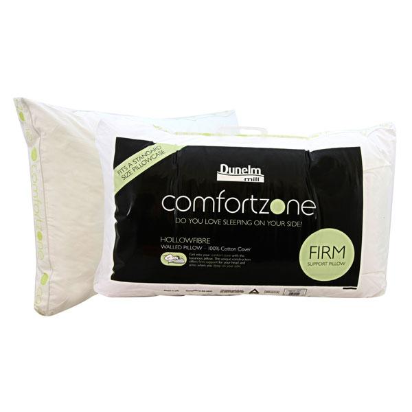 1 kus polštář pro spaní na boku Comfort Zone firm