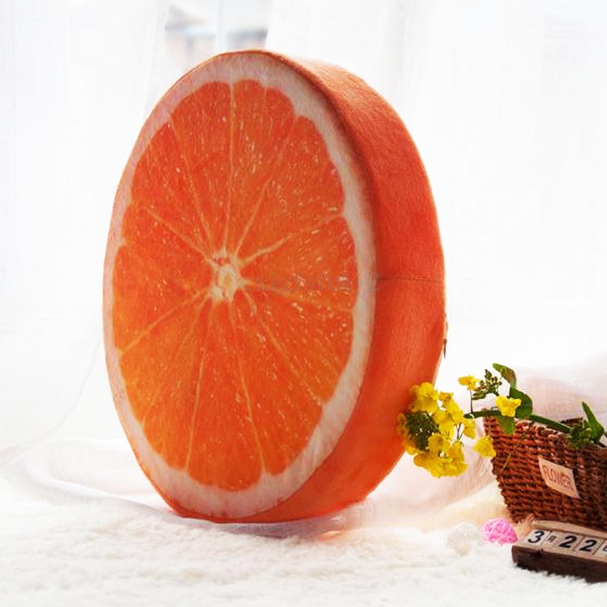 Ovocný polštářek Pomeranč