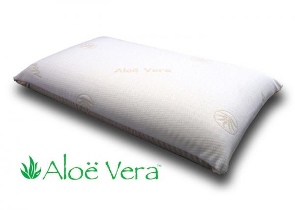 Polštář z paměťové pěny s Aloe Vera