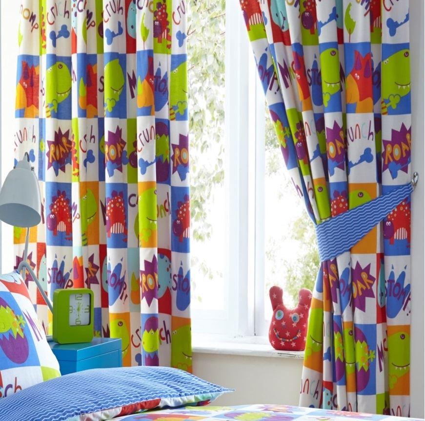 703a3c9fb4a Dino závěsy na okna 165 x 180 cm